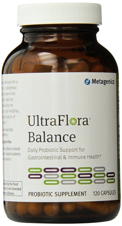 UltraFlora Balance 120 Capsules