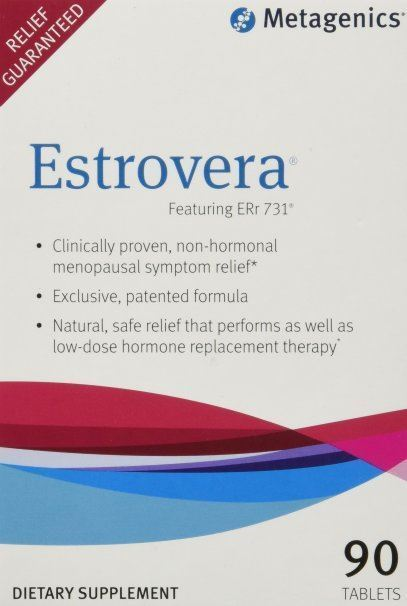 Get 20% discount on Estrovera Tablets 90 Count @75.96 by using Practioner Code PatientsMedical