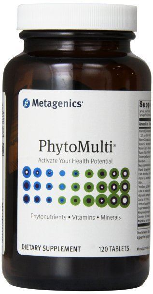 Order Phytomulti Without Iron 120 Tablets online at discount offer