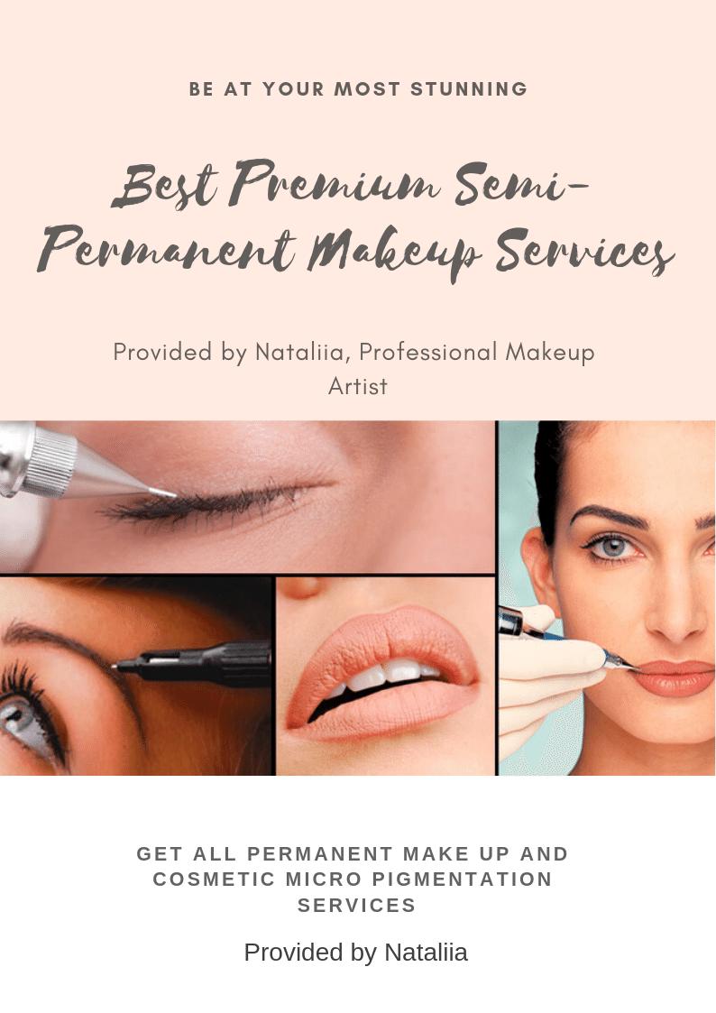 Best Premium Semi-Permanent Makeup Services