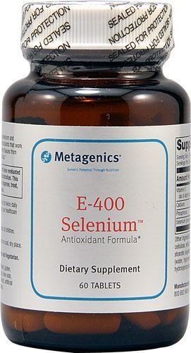 Get 20% discount on E-400 Selenium-60 Tablets @17.56 by using Practioner Code PatientsMedical