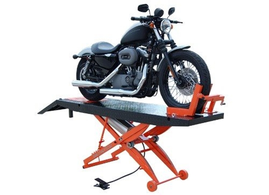How To Choose The Best Motorcycle Lift?
