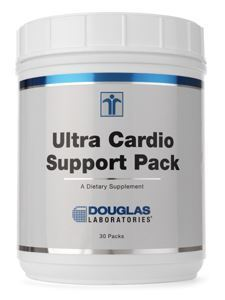 Buy Online Ultra Cardio Support Pack 30 packs CA @169.00 by Douglas Laboratories