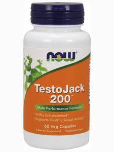 Buy online TestoJack 200 capsules at $ 32.99