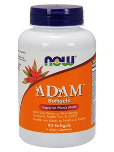 Buy Online Adam Men's Multi 90 softgels @29.99 by NOW