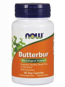 Buy Online Butterbur 75 mg vegetarian capsules $ 25.99