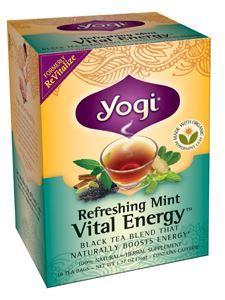 Buy Refreshing Mint Vital Energy 16 bags Online