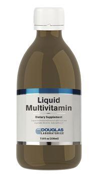 Buy Online Liquid Multivitamin 230 ml @43.60 by Douglas Laboratories