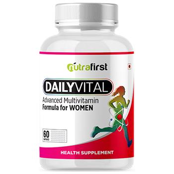 Multivitamin Capsules Improve Overall Health Of Women