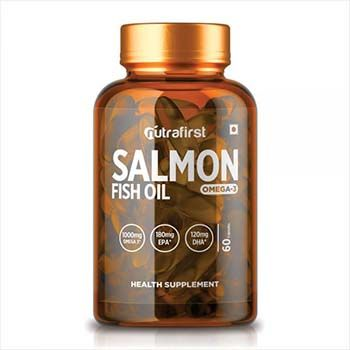 Stay Health With Salmon Fish Oil Capsules