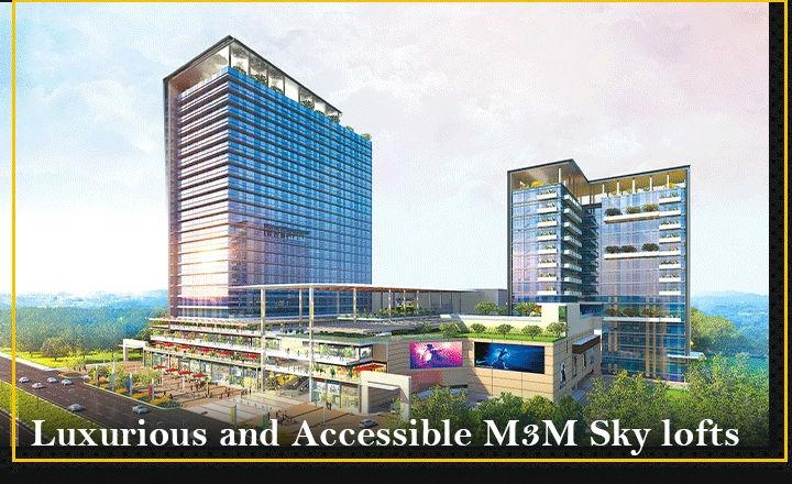 M3M Sky lofts