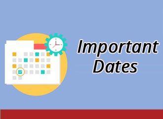 UPESEAT Important Dates 2019 - Registration, Exam Dates, Admit Card