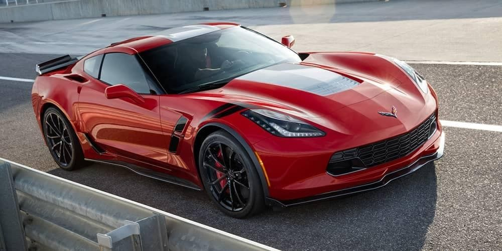 2019 Grand Sport Corvette Safety Features