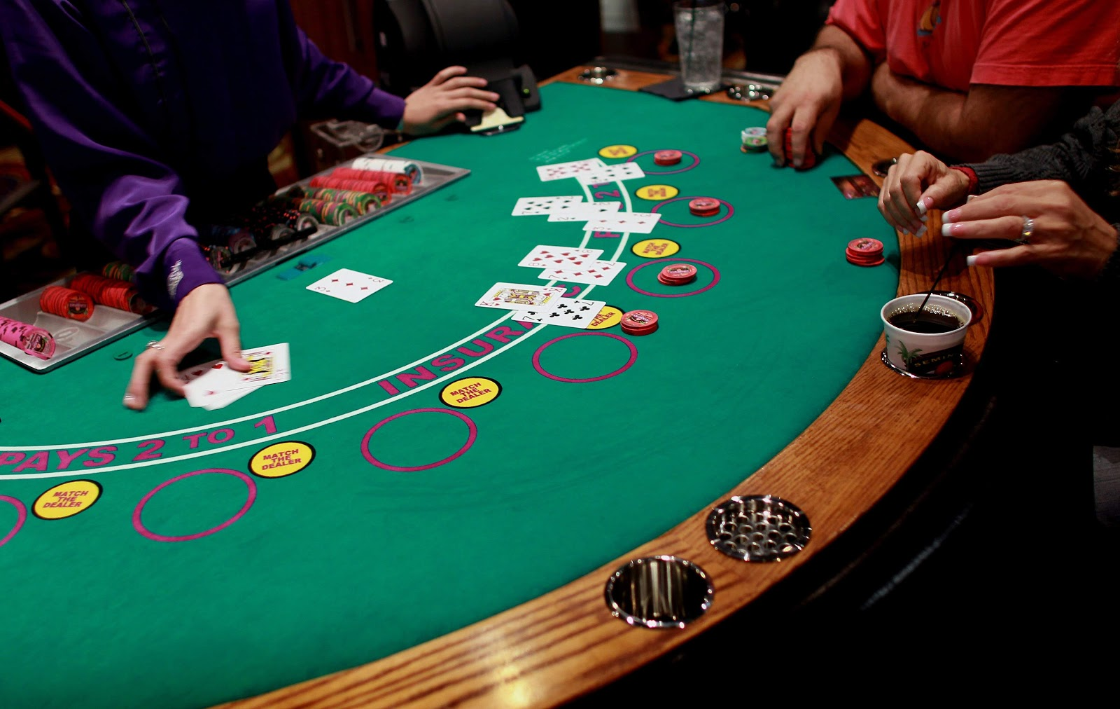 Few Common Myths About Blackjack Game