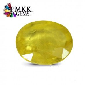 Buy Yellow Sapphire or Pukhraj online at Rashi Ratan Jaipur