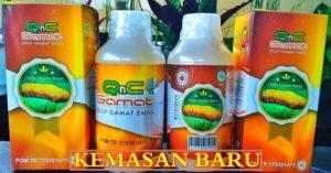 Obat Ginjal Bocor (Sindrom Nefrotik) QnC Jelly Gamat