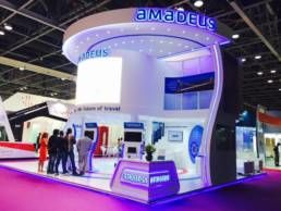 Brand out, Stand out: 6 points - Why use exhibition stands? - Nucleus Exhibitions
