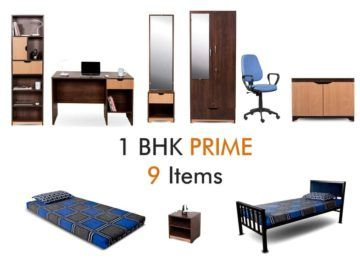 Furniture, Appliances Packages on Rent in Mumbai, Hyderabad, Chennai | RentMacha