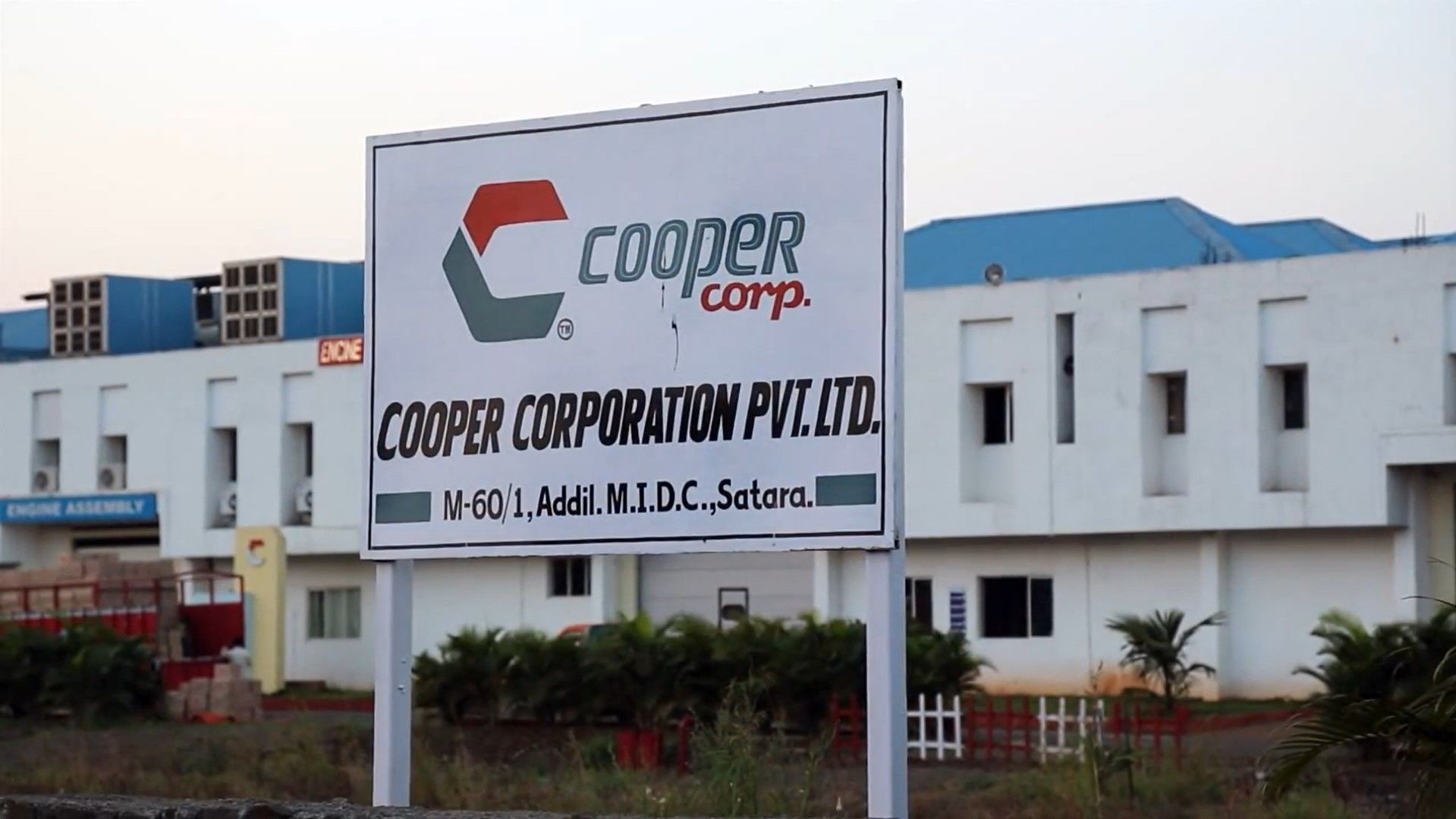 Cooper Corporation