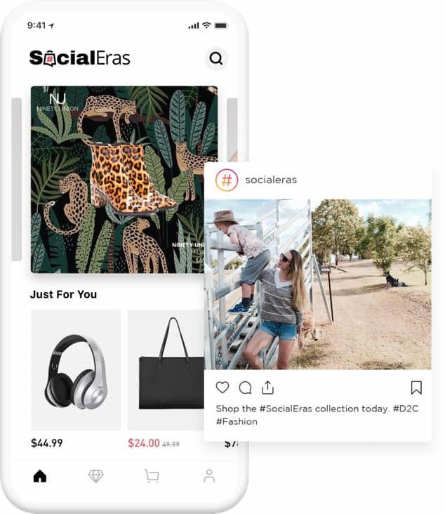 SocialEras - Online Fashion Store for Social Conscious Brands