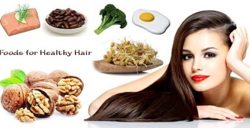 10 Foods That Prevent Hair Fall | The Hair Transplant Center