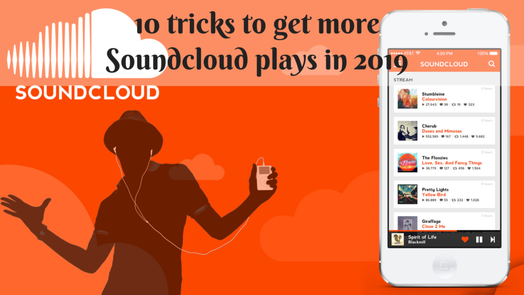 10 tricks to get more Soundcloud plays in 2019