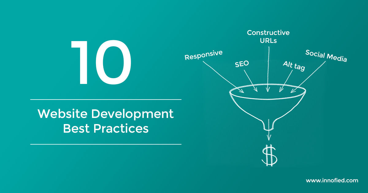 Top 10 Website Development Best Practices