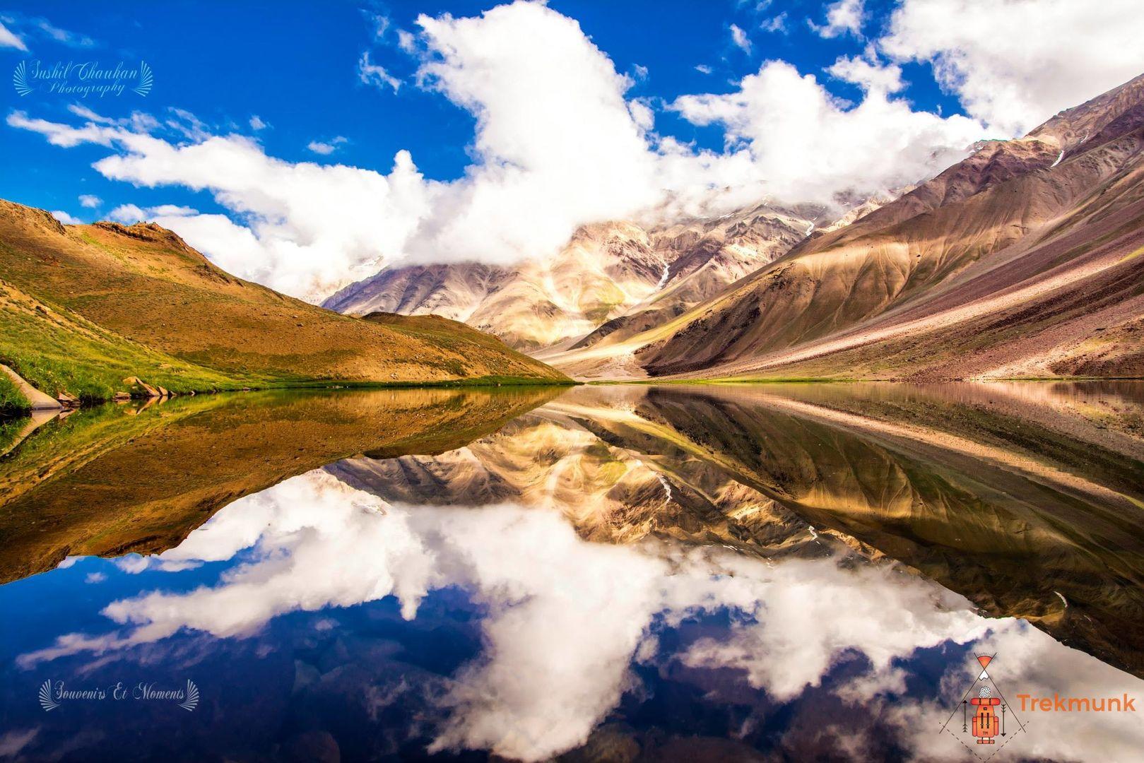 Hampta Pass Trek - Chandra Tal Lake Trek - Trekking in Himachal