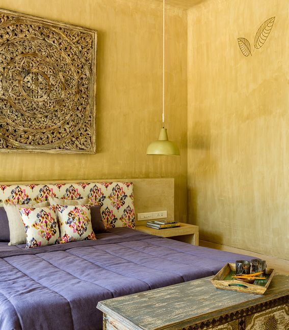 12 Beautiful Indian Home Decoration in the Bedroom - Interior Designology