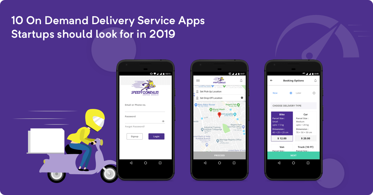 Successful Examples to Create On Demand App in 2019