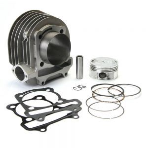 NCY Cylinder Kit (Aluminum, 61mm, 171cc); Genuine/GY6 | ScootsUSA