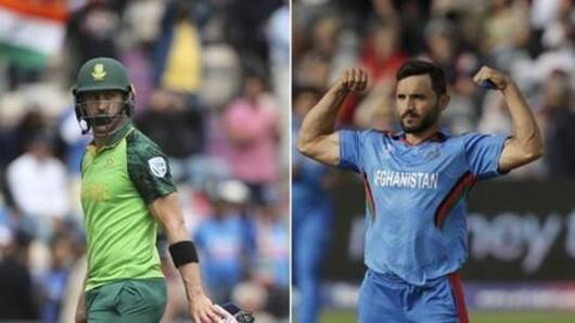 Afghanistan vs South Africa: Preview, pitch report and TV listing