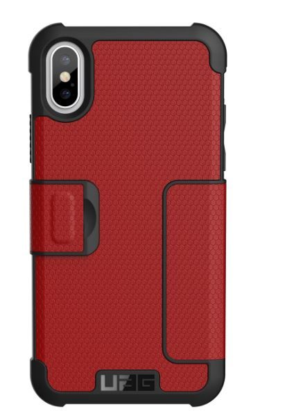 Get an amazing case of Metropolis iPhone X Red Case – Buy now!