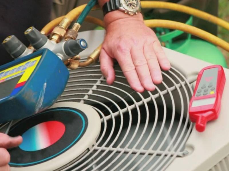 Air Conditioning Maintenance Mount Pleasant SC