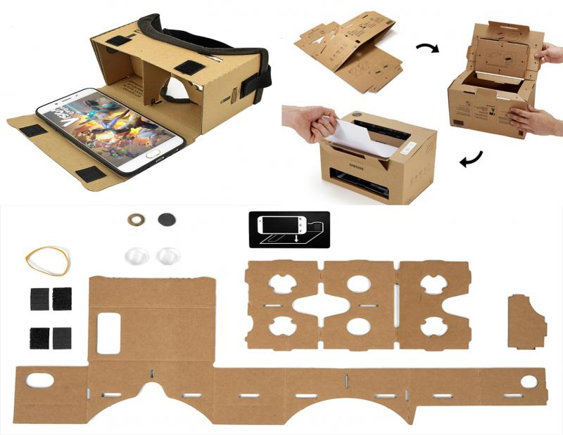 10 Gadgets Made Out Of Cardboard