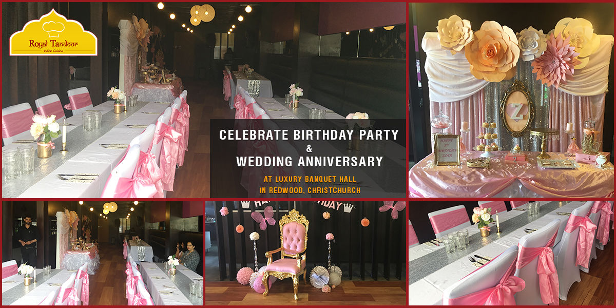 Choosing best wedding party place in Christchurch