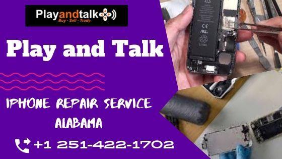iPhone Repair Service Alabama