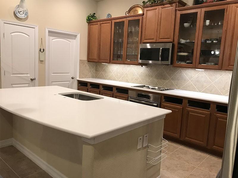 Brilliant Home interiors, kitchen remodeling service Missouri City TX
