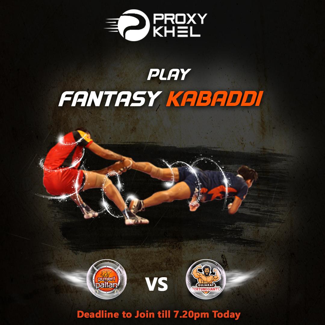 PP vs GFG Pro Kabaddi 2019, Match 89|Proxy Khel Prediction.