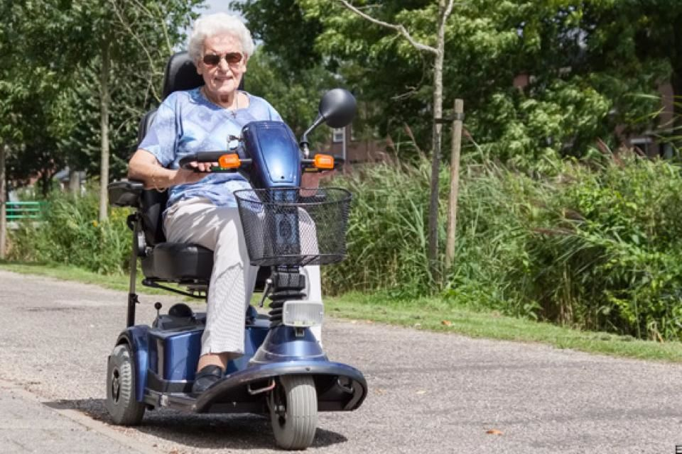 Mobility Scooters - Facts and Information