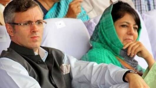Shah says Omar and Mehbooba have been detained under PSA