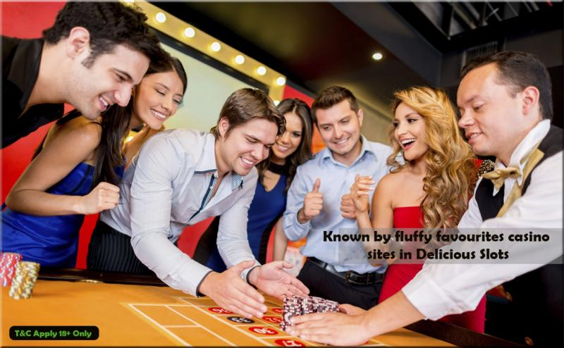Known by fluffy favourites casino sites in Delicious Slots