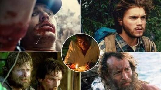 Seven survival films that will make you value life again