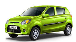 Maruti Suzuki Alto 800 Price in India