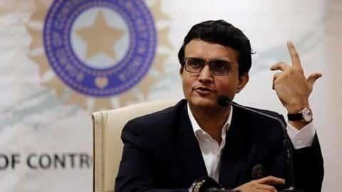 ODI Super Series: Cricket Australia terms Ganguly's idea as innovative
