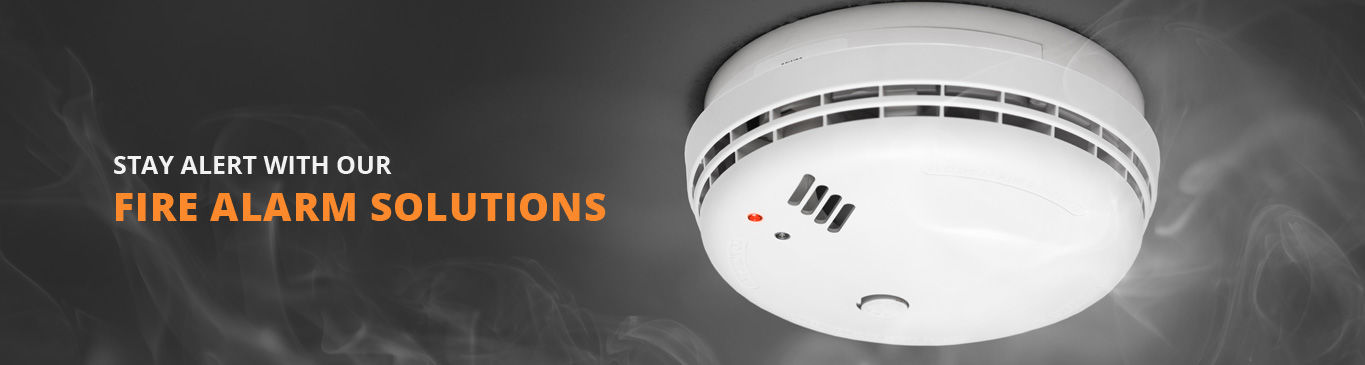 Fire detection and alarm system; Fire alarm solution - Tripleplay