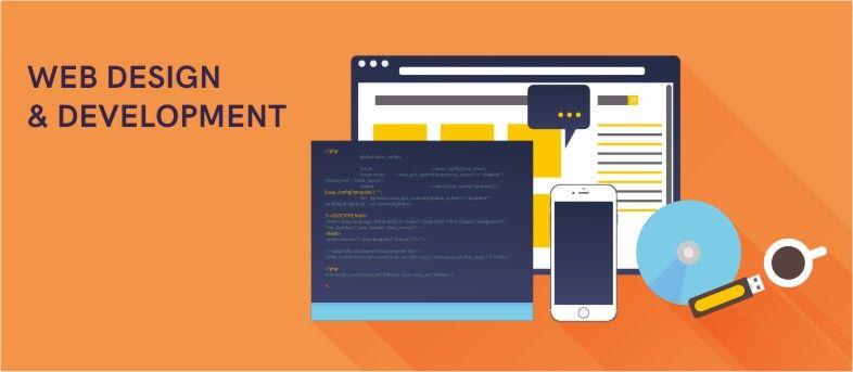 Website Design & Development Services, Web Development Company in Delhi