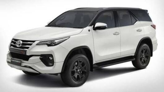 Toyota launches Fortuner TRD Celebratory edition at Rs. 33.85 lakh