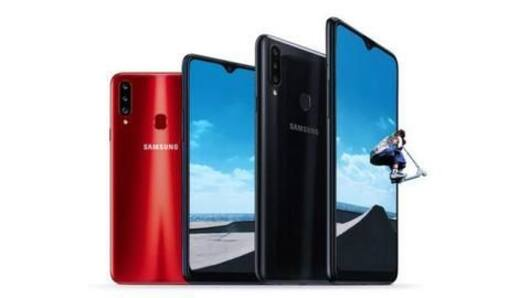 Samsung Galaxy A20s launched in India at Rs. 12,000