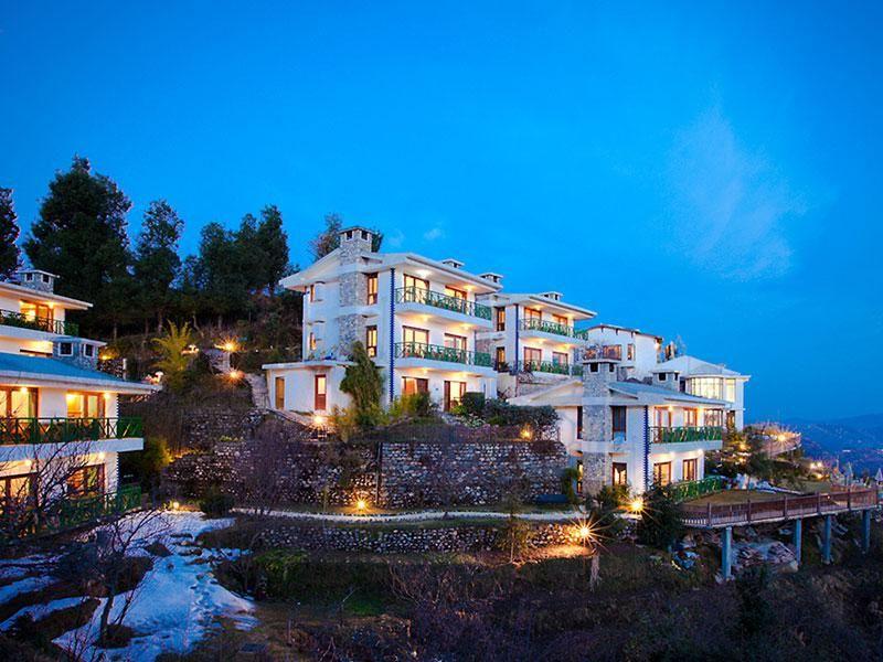 The Terraces Resort Kanatal | Resorts in Kanatal | Book Now@8130781111